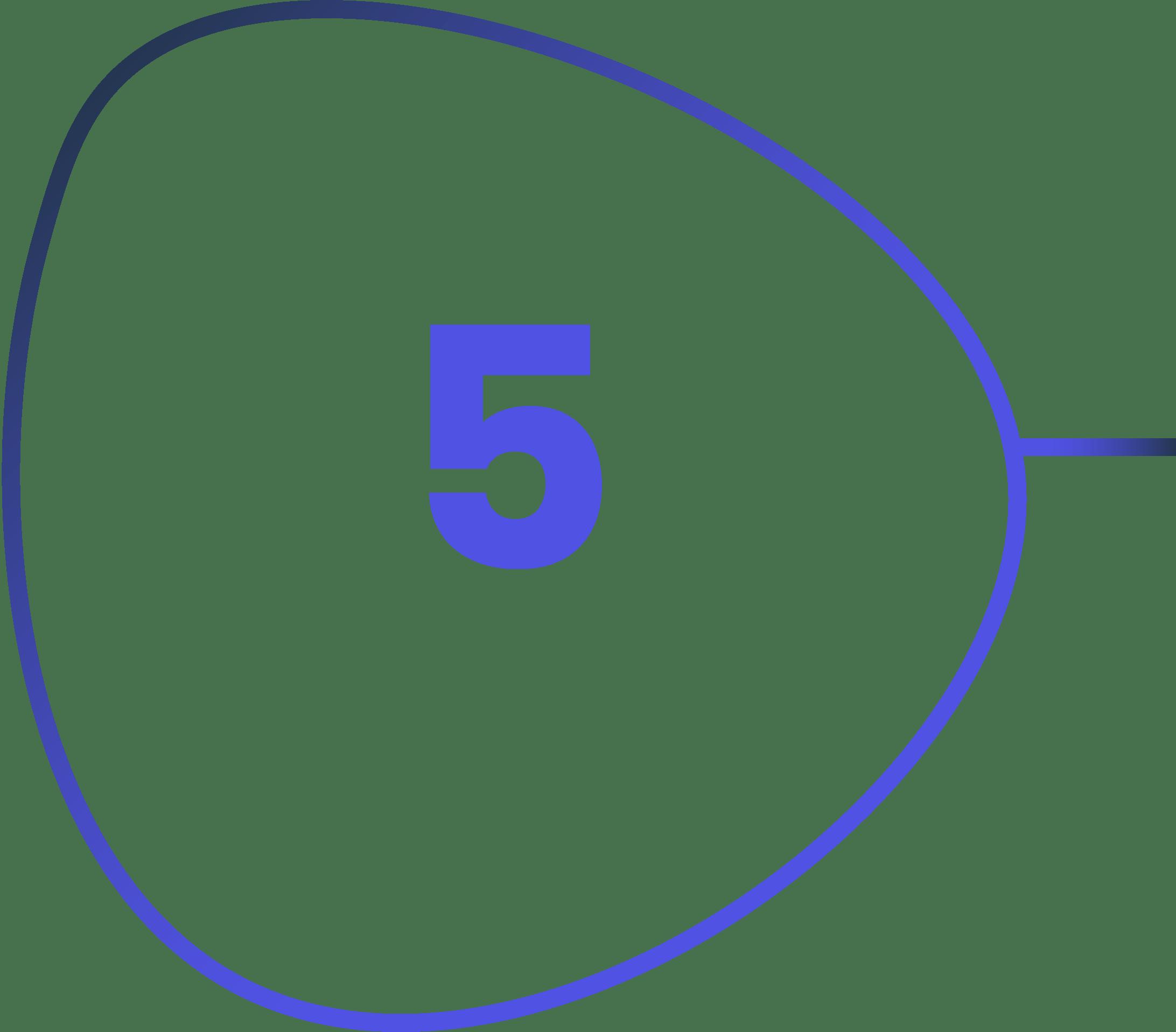 5 redenen